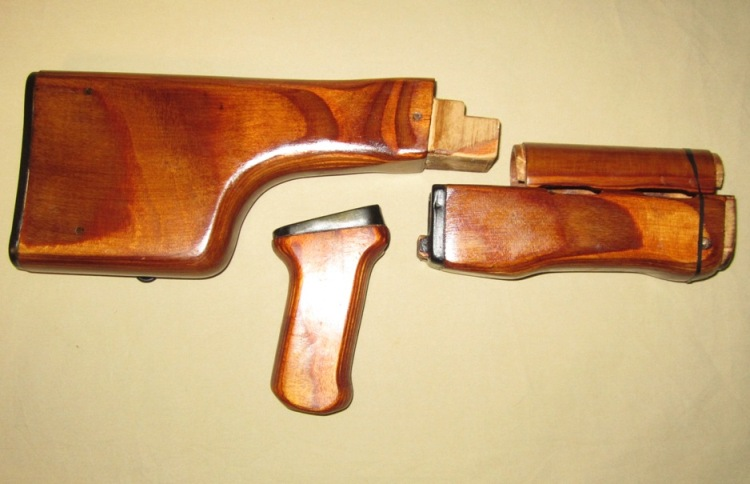 Russian RPK Stock Set $136.95