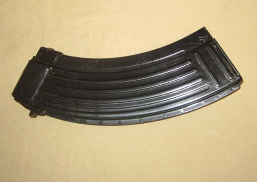Yugoslavian AK-47 30rd Steel Magazine W/Bolt Hold Open