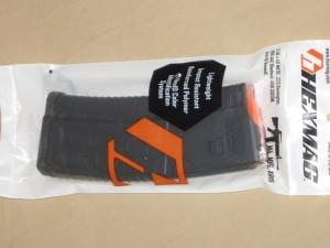15/30 Hexmag AR-15 5.56 15rd Black Mag