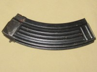 Yugoslavian Bolt Hold Open AK-47 7.62x39 30rd Magazine Good, Light Rust