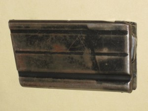 FN FAL 20 Round 7.62x51 Nato Metric Surplus Magazine FAIR CONDITION
