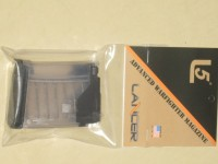Lancer AWM Translucent Clear 5.56 10rd AR-15 Magazine