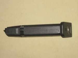10/17 Glock 17 Factory 9mm Magazine w/ MAGBLOCK