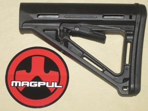 Magpul MOE AR-15 Collapsible Milspec Stock