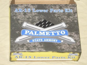 Palmetto State Armory Classic Lower Parts Kit