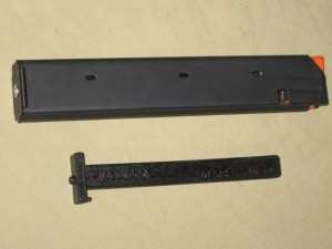 10/32 ASC 9mm AR-15 Magazine w/ MAGBLOCK