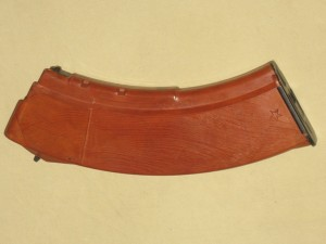 Russian AK-47 30rd 7.62x39 TULA LONG TOP Bakelite Mag