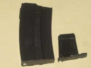 10/20 Mini-14 Factory Steel 5.56 Magazine w/ MAGBLOCK