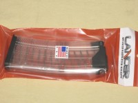 Lancer Clear Translucent AWM 5.56 30rd AR-15 Magazine