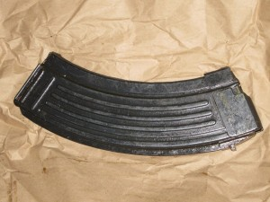 Yugo Bolt Hold Open AK-47 7.62x39 M64 30rd Magazine