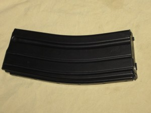 10/30 D&H AR-15 5.56 Black Teflon Mag w/ Magpul follower & MAGBLOCK
