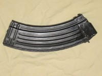 Russian Izhmash AK-47 7.62x39 30rd Steel Magazine - Grade C