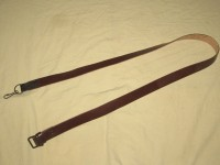 Romanian AK-47 / PSL Brown Leather Sling