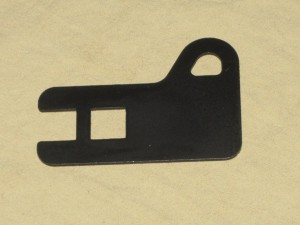 Draco/AK-74/AK-47 Single Point Sling Adapter Mount