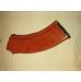 Russian Bakelite Izhmash Flat Back AK-47 7.62x39 30rd Magazine VG